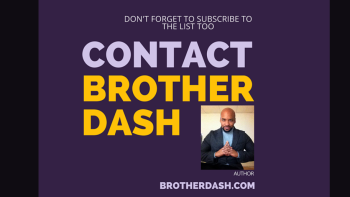 Permalink to: Contact Brother Dash