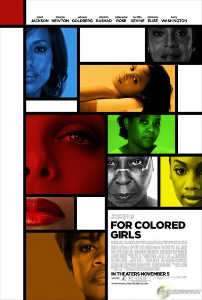 Brother Dash Movie Review of For Colored Girls