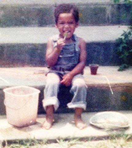 Pic of Me 1970's South Carolina
