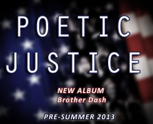 Poetic Justice 2013 Almost Here…