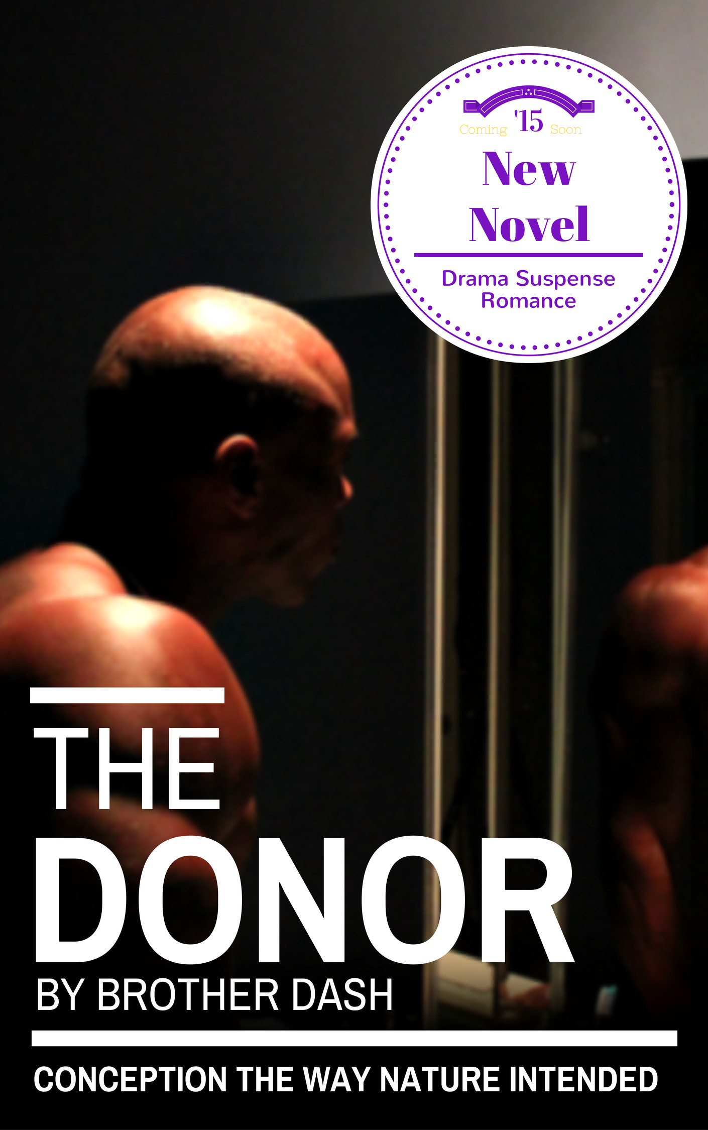 Donor Novel Cover