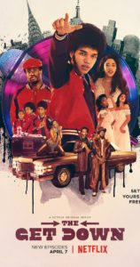 The Get Down Image Poster