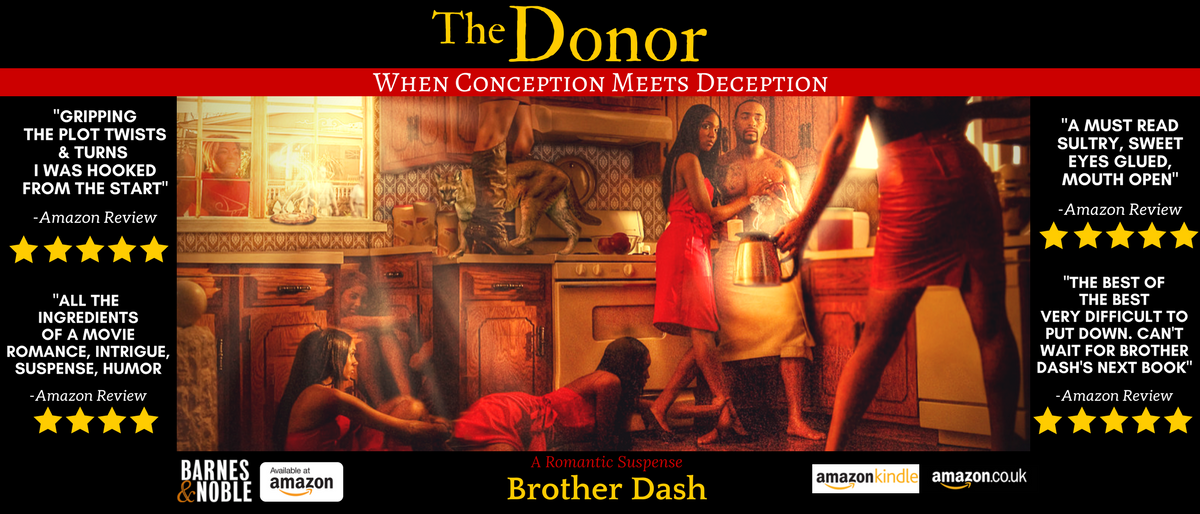 The Donor When Conception Meets Deception